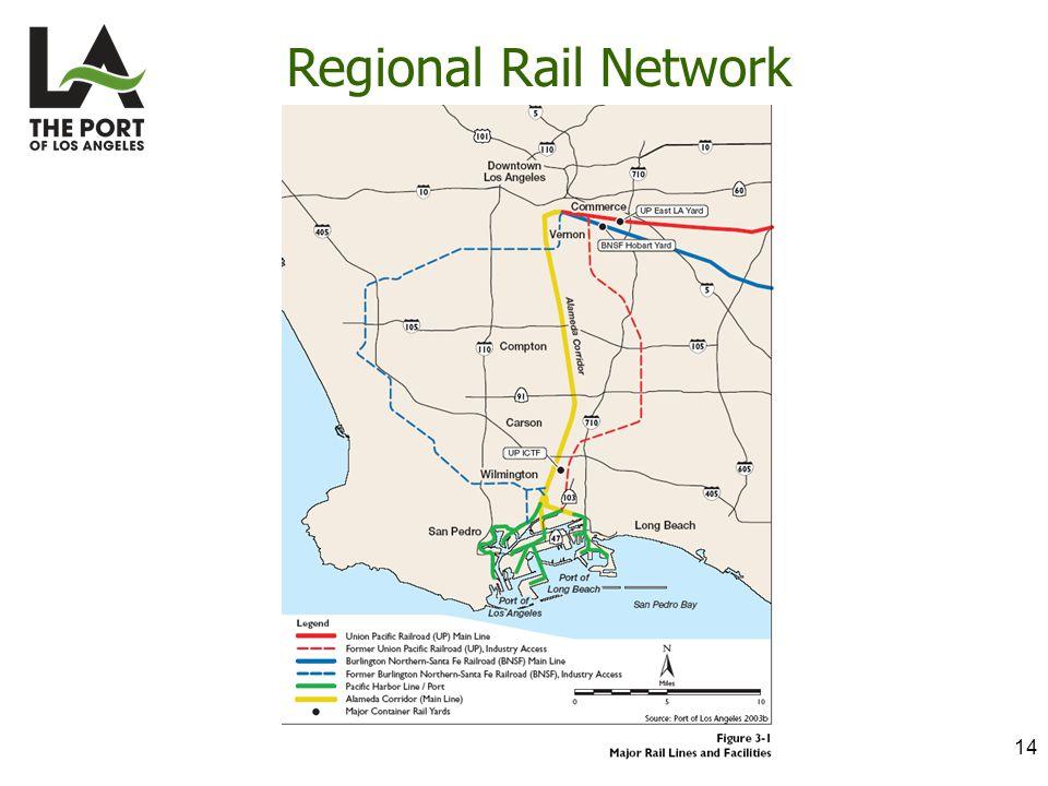 14 Regional Rail Network