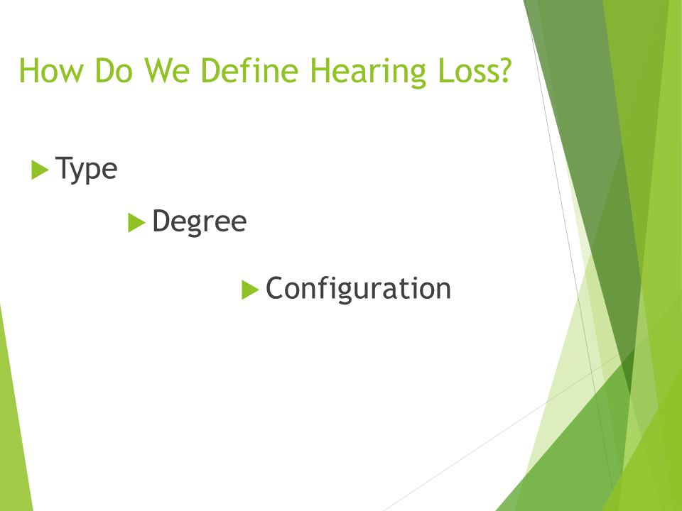 HEARING LOSS: WHAT THIS MEANS TO YOU AND YOUR LIFE! And…. the People in It!