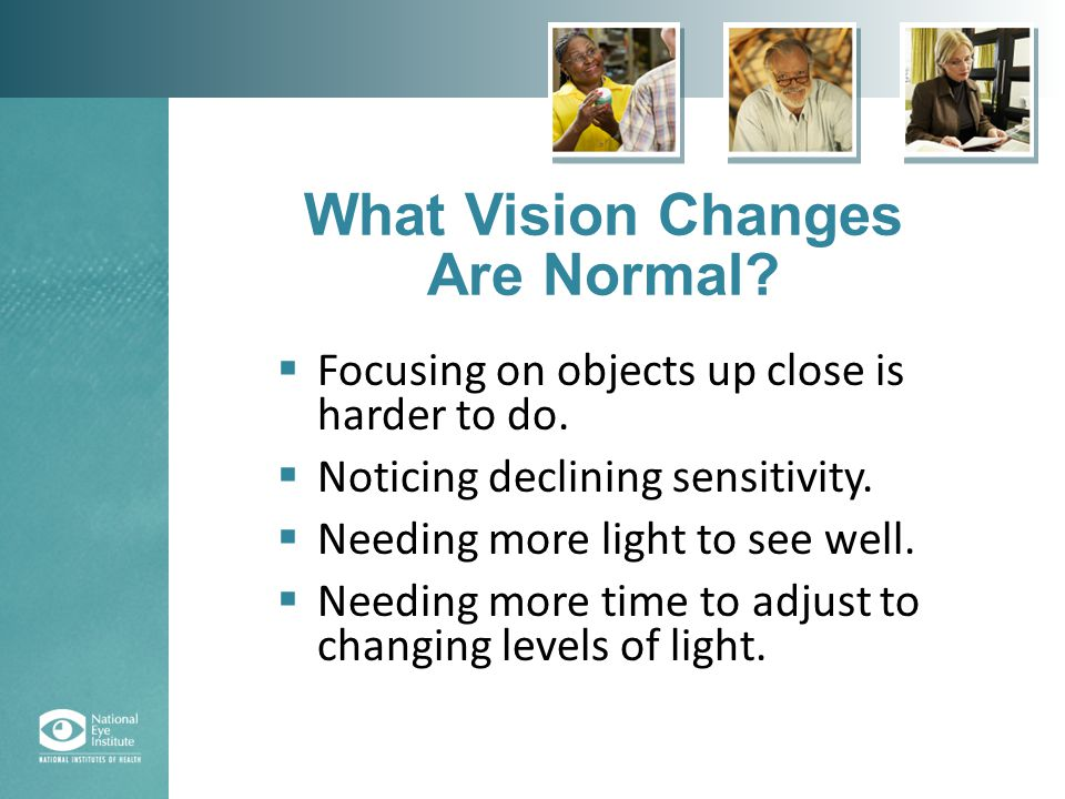 Questions To Ask Your Specialist in Low Vision  How can I continue my daily activities.