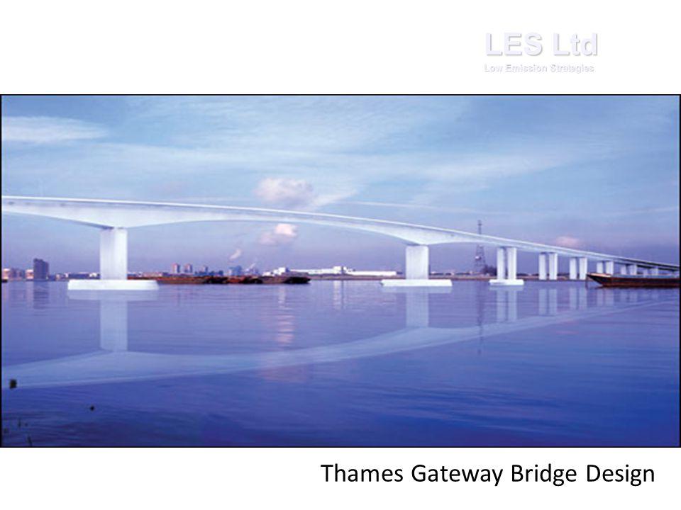 LES Ltd Low Emission Strategies Thames Gateway Bridge Design