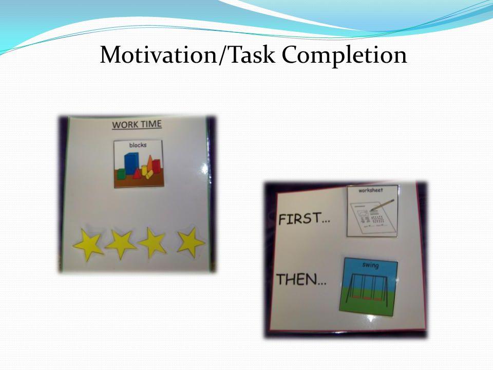 Motivation/Task Completion
