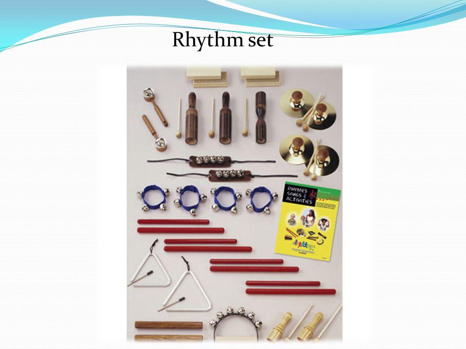 Rhythm set