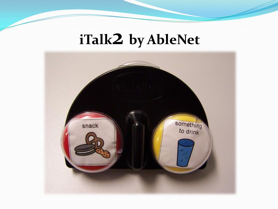 iTalk 2 by AbleNet