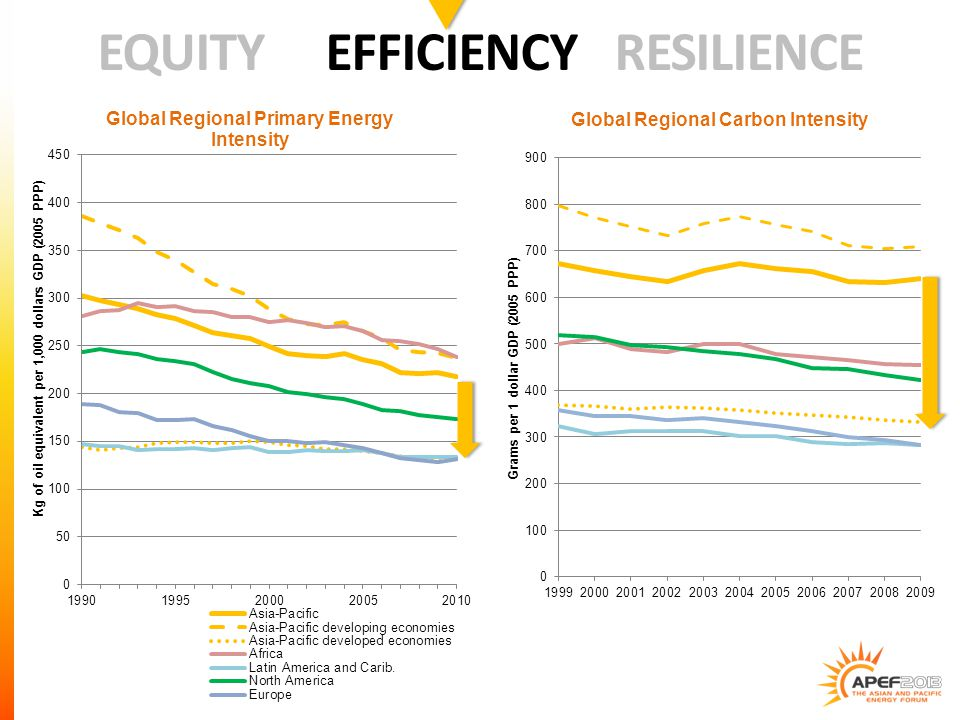 EQUITY EFFICIENCY RESILIENCE