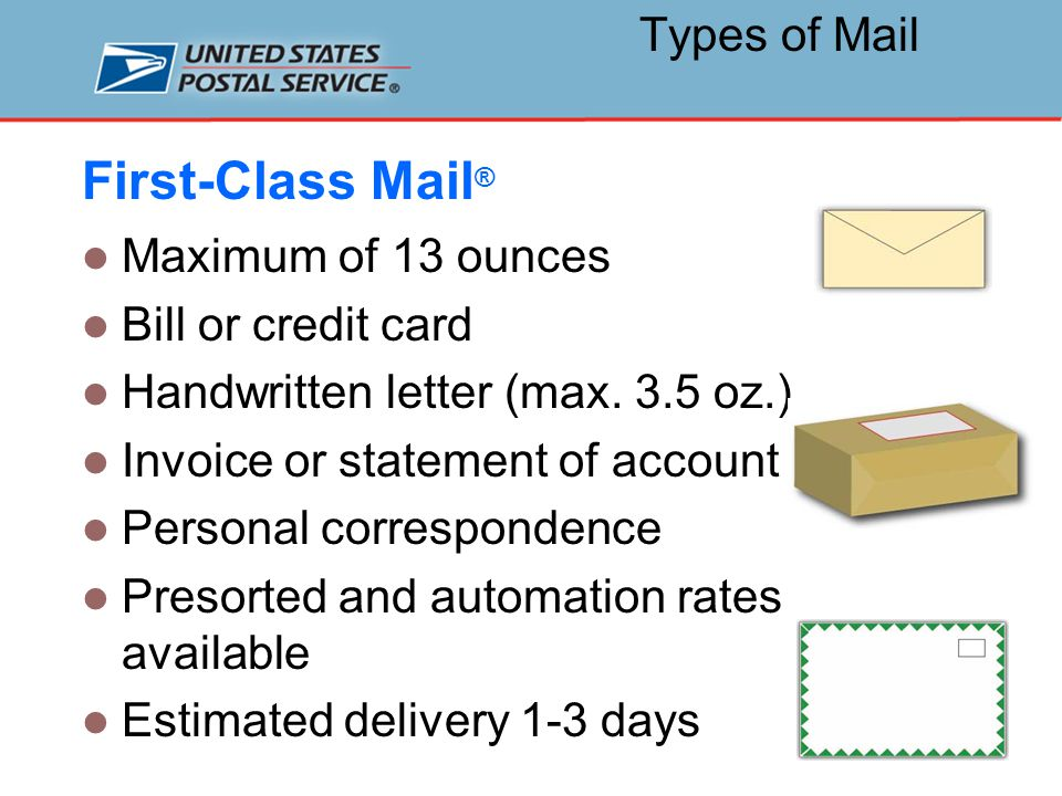 business mail 101 basics of discounted mail getting started agenda
