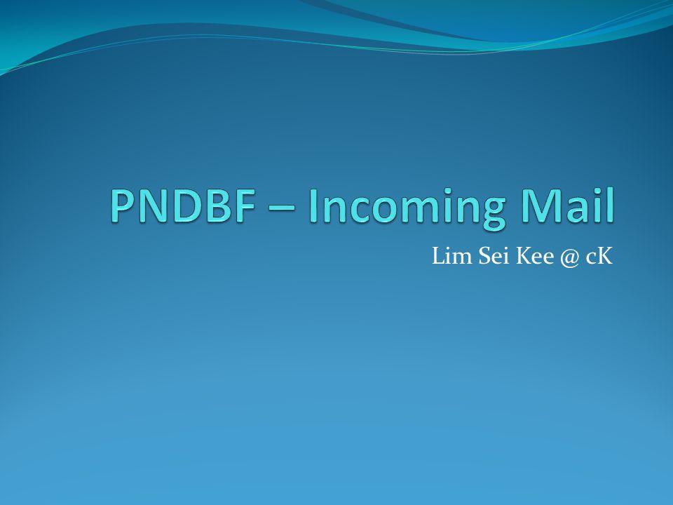 Lim Sei Kee @ cK