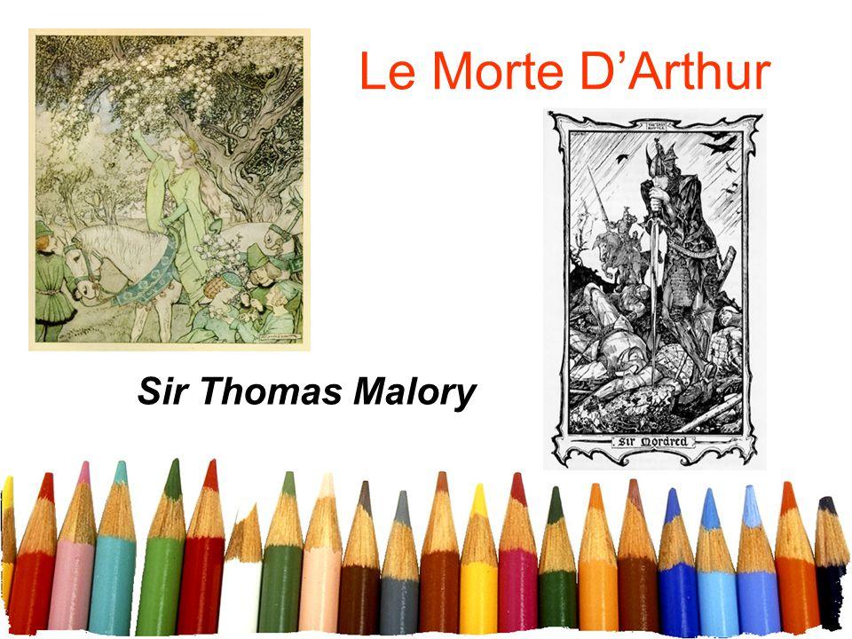 Le Morte D'Arthur Sir Thomas Malory