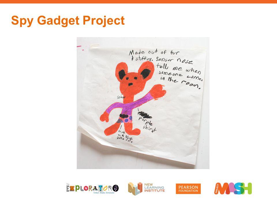 Spy Gadget Project