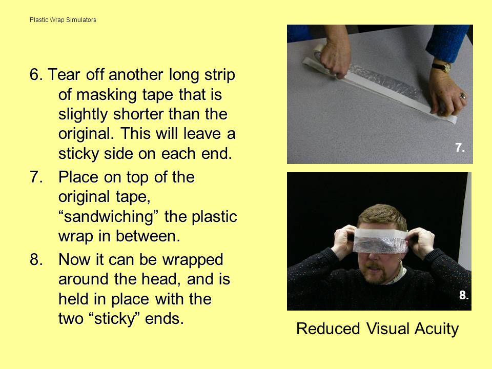 Plastic Wrap Simulators 6.