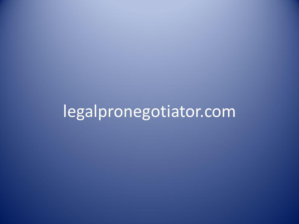 legalpronegotiator.com