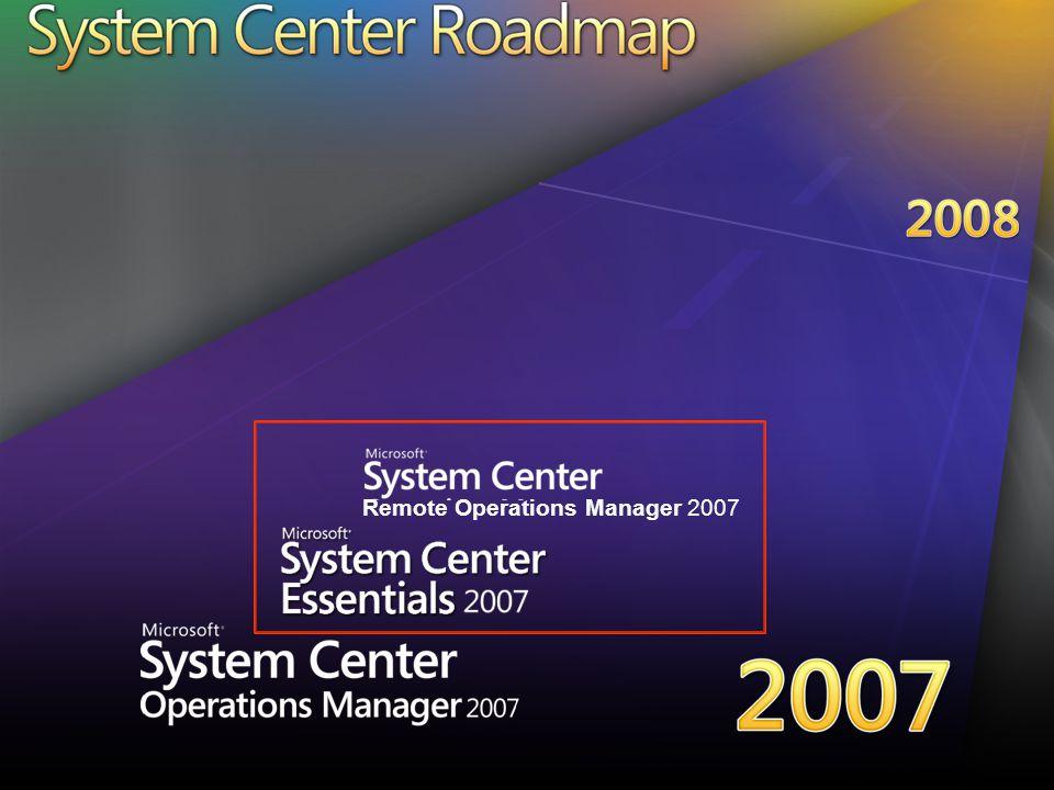 https://partner.microsoft.com/global/productssolutions/servers/systemcenter/remoteoperationsmanager Tillgänglig via SPLA i oktober