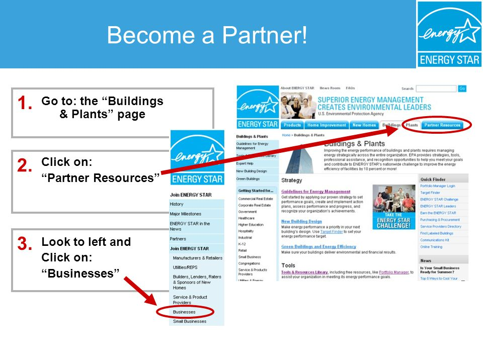 Become a Partner.