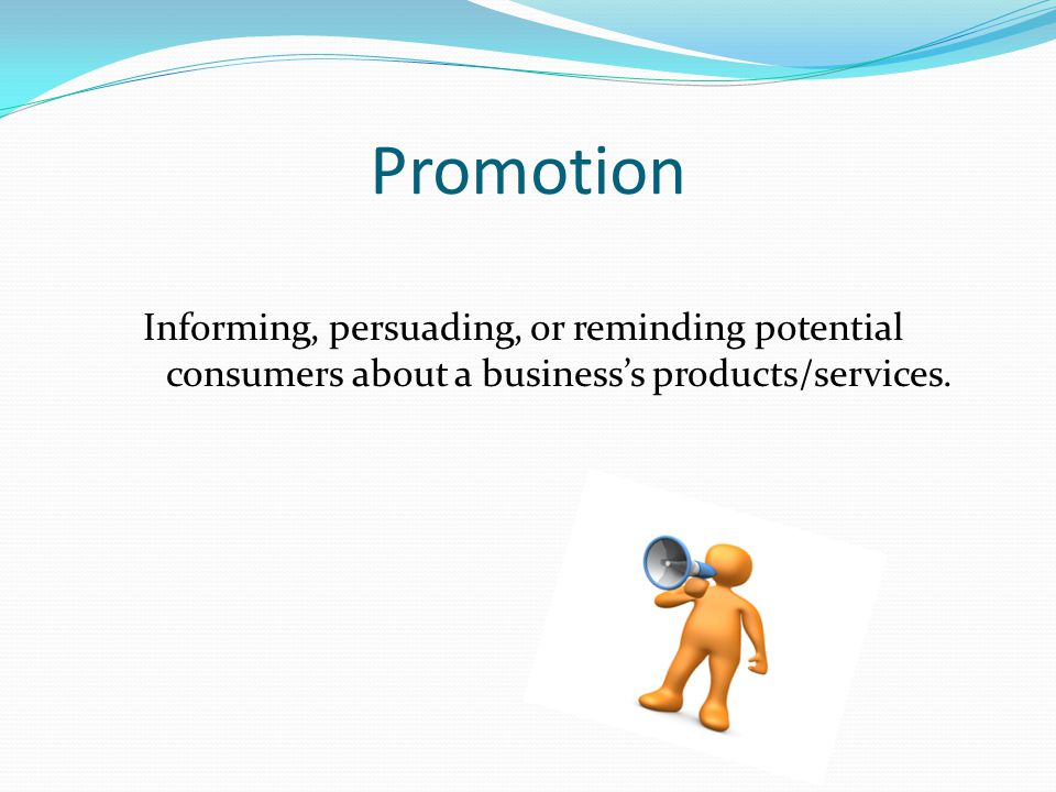 Product/Service Management The process of developing, improving, obtaining, and maintaining the products/services of the business to meet consumer dem
