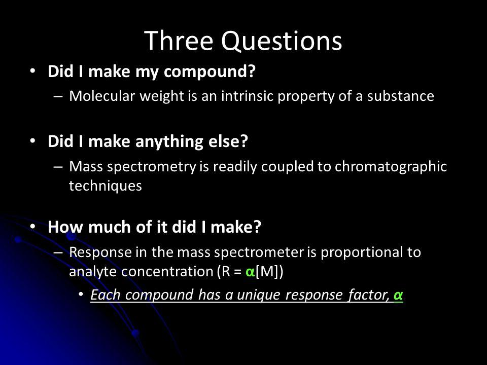 Sample MAT-95 Accurate Mass Report