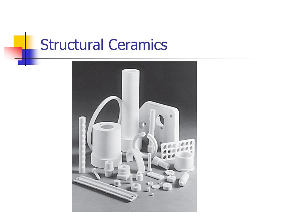 Structural Ceramics
