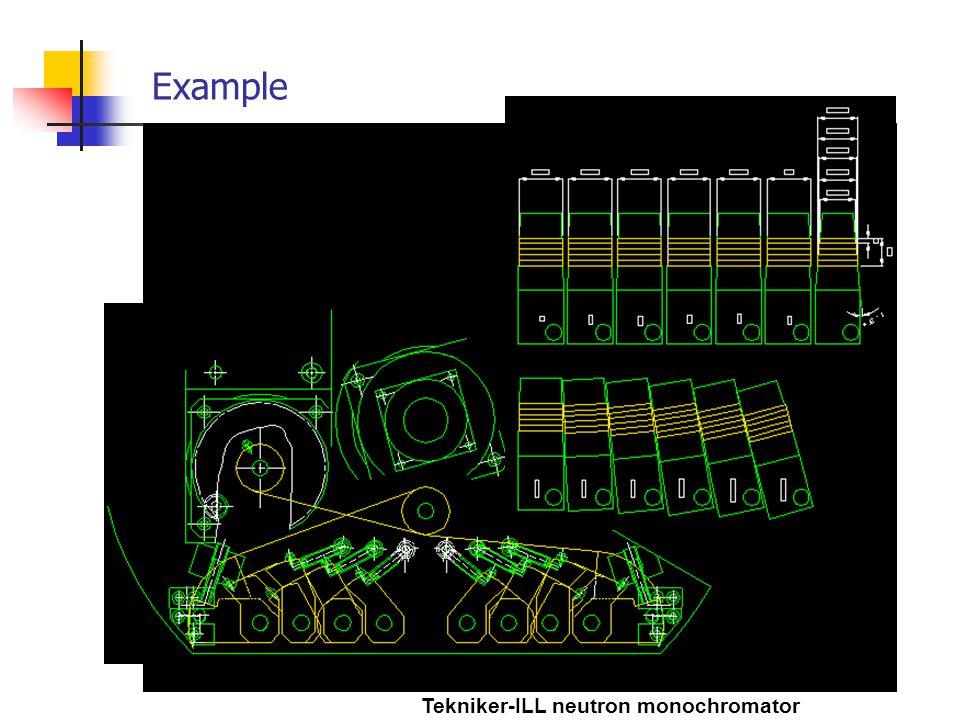 Screening: Materials first approach Application Information 1.