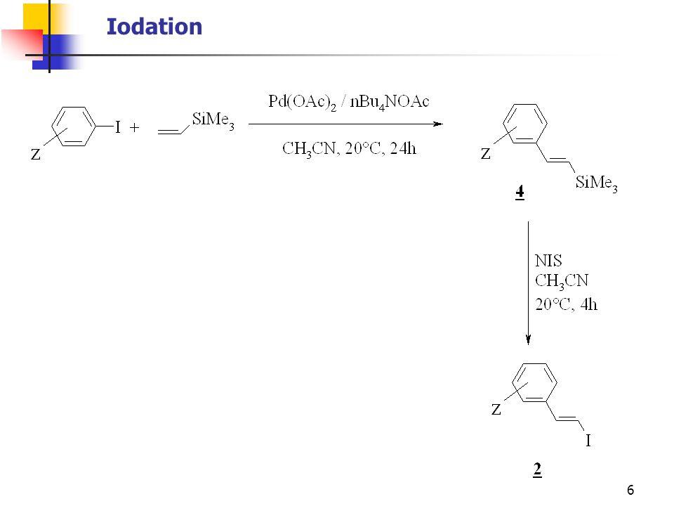 6 Iodation