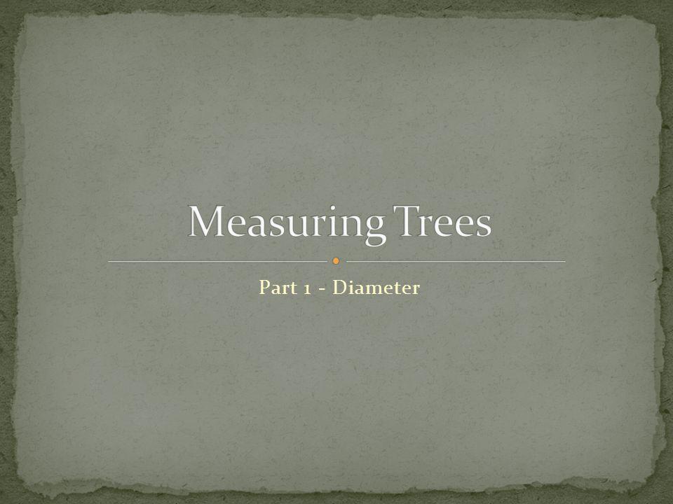 Part 1 - Diameter