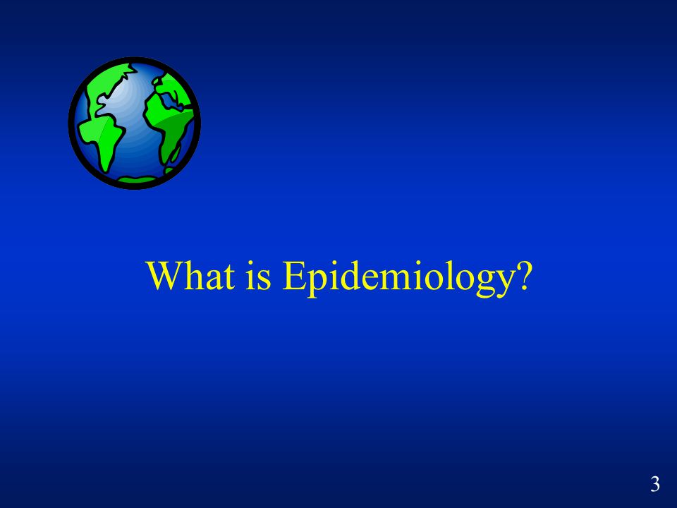 Broad Characterizations of Epidemiology Practices Developing interventions to reduce disease or improve health in the community –Using information from analytical studies, develop strategies centered around an important exposure factor.