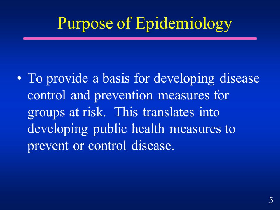 Basic Question in Research Are exposure and disease/outcome linked.