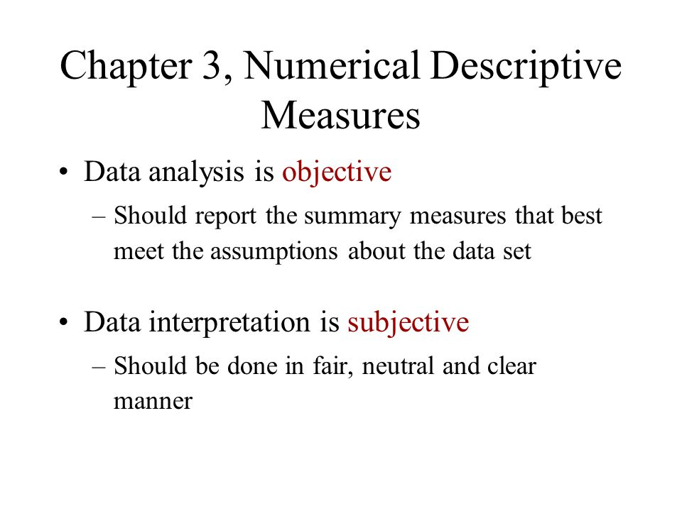 Coefficient of Variation Measures relative variation Always in percentage (%) Shows variation relative to mean Can be used to compare two or more sets of data measured in different units