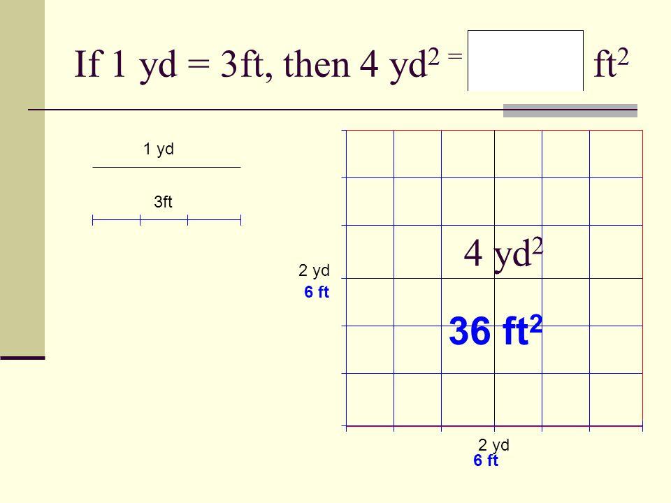1 m 2 = cm 2 1 m 1 m 2 100 cm 100 x 100 = 10 000 cm 2