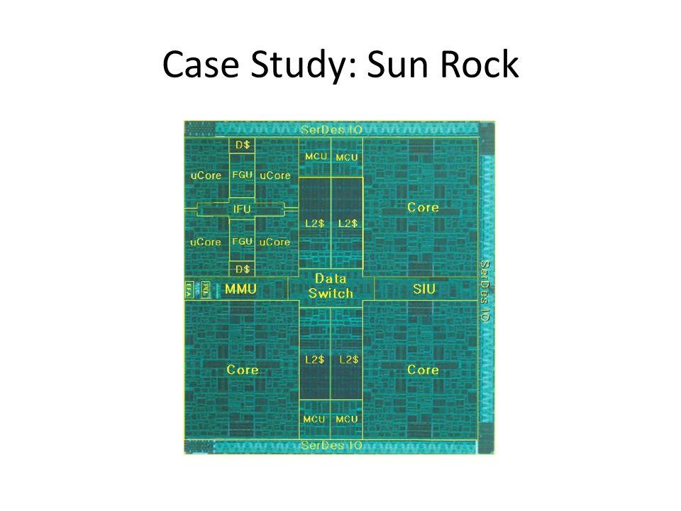 Case Study: Sun Rock