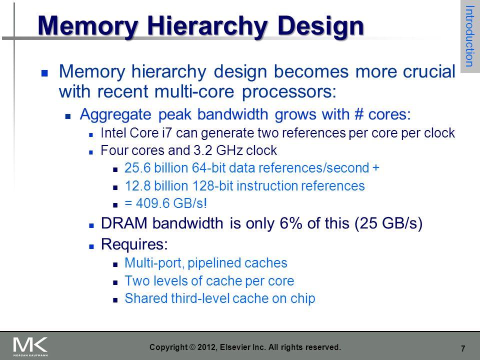 18 Write back C P U Main memory cache D