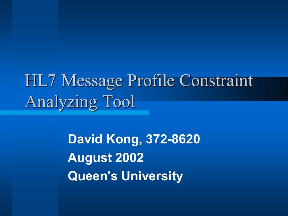 HAPI - Message Model Group Structure Segment Message Data Type Primitive getValue() setValue() Composite