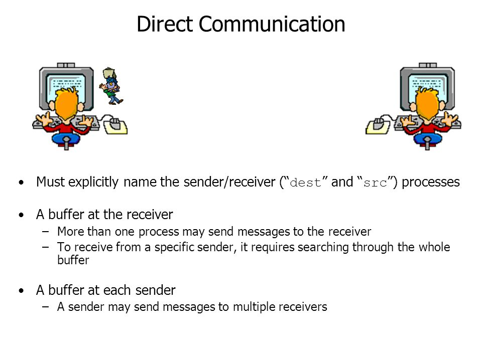 Send a message to the queue using the sys_msgsnd system call: Linux Mailboxes long sys_msgsnd (int msqid, struct msgbuf *msgp, size_t msgsz, int msgflg) { msq = msg_lock(msqid);...