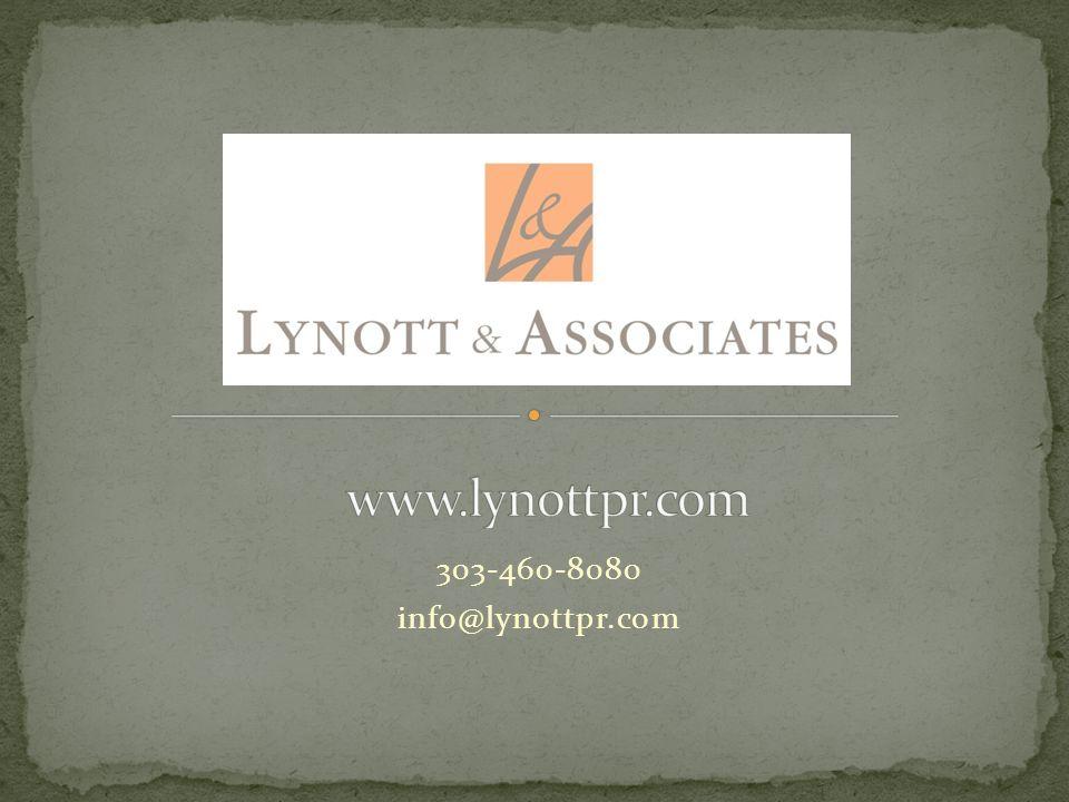 303-460-8080 info@lynottpr.com