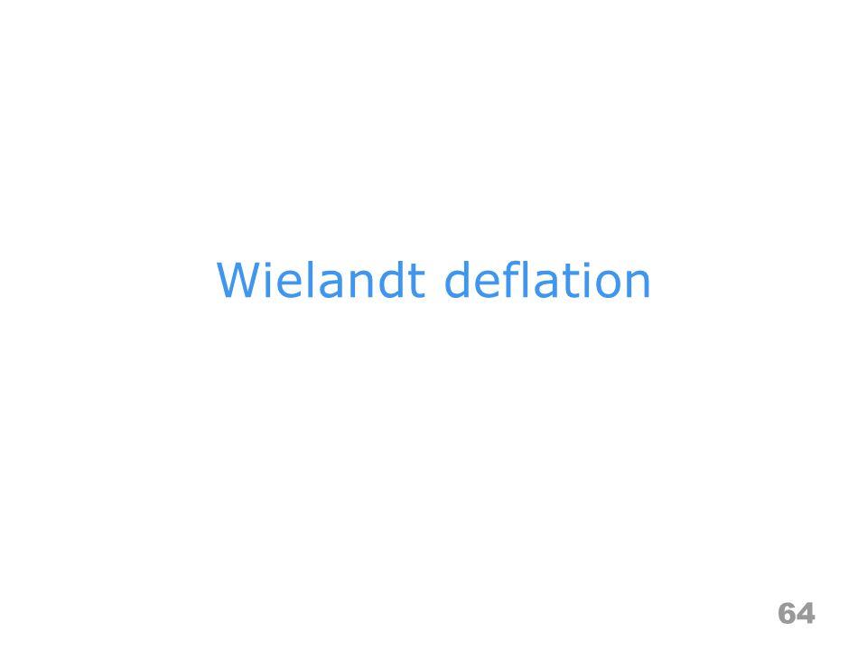 Wielandt deflation 64