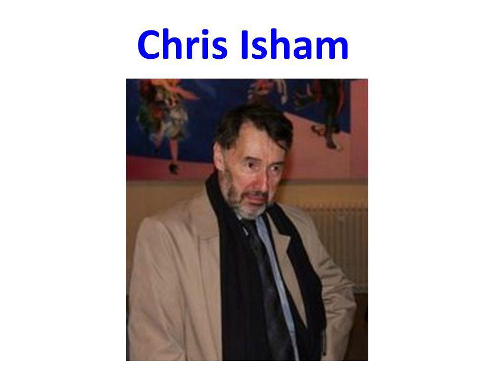 Chris Isham