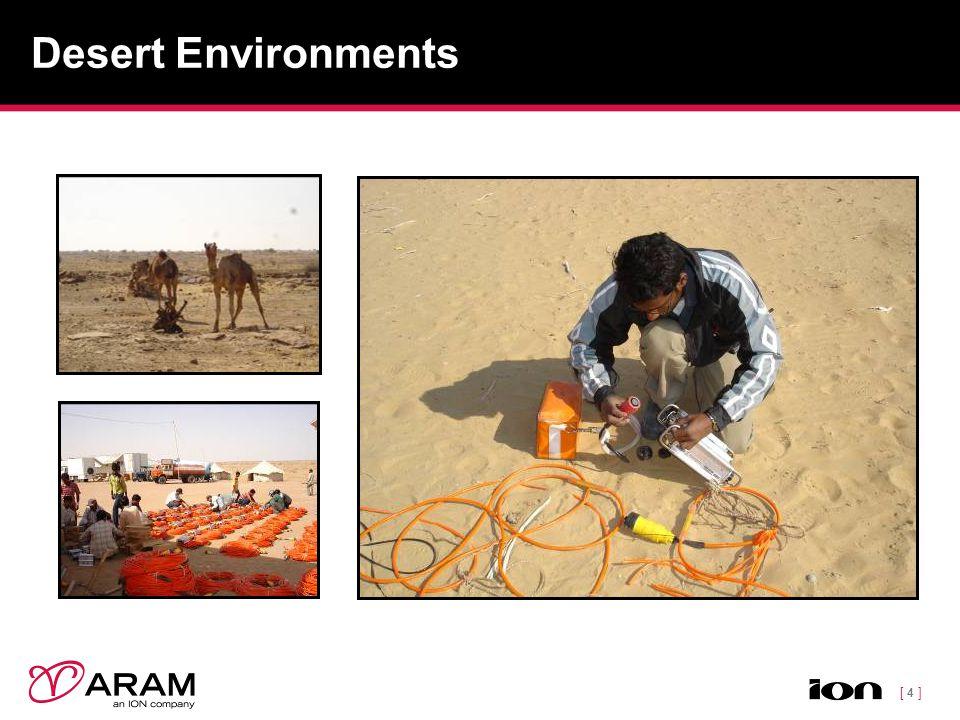 [ 4 ][ 4 ] Desert Environments