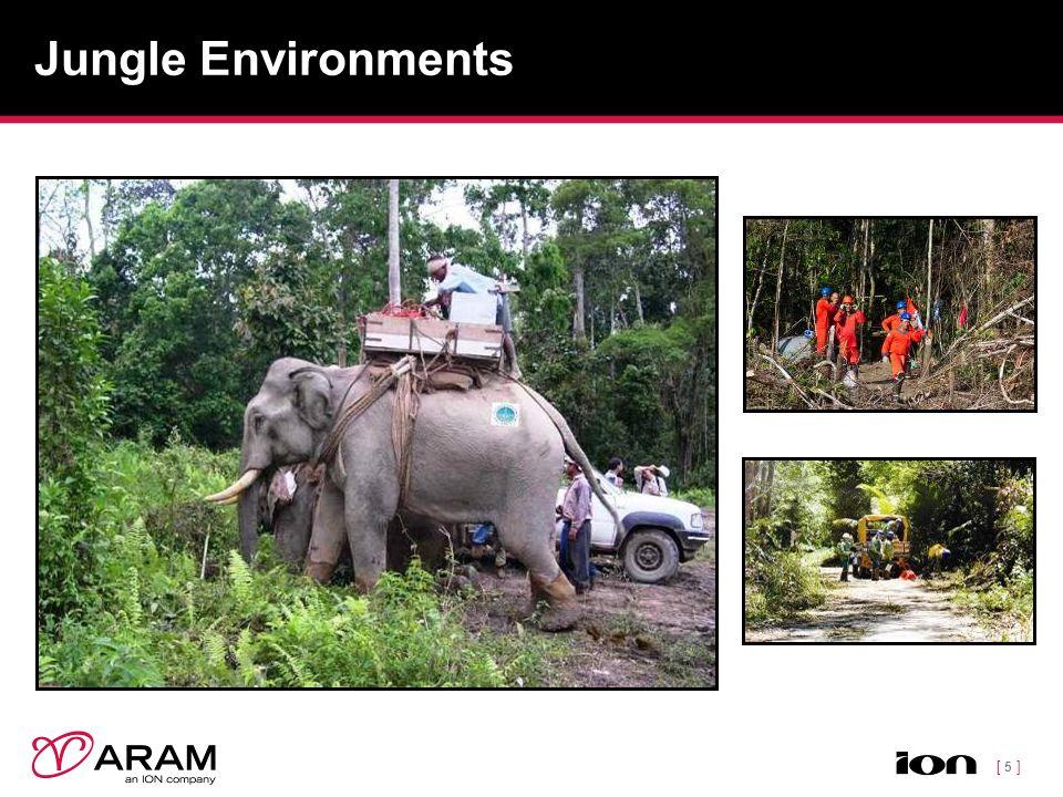 [ 5 ][ 5 ] Jungle Environments