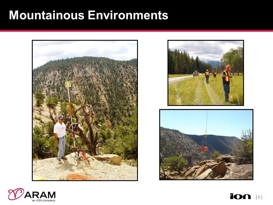 [ 6 ][ 6 ] Mountainous Environments