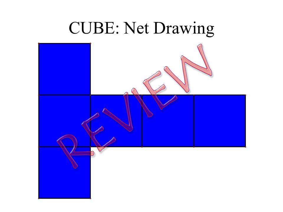 CUBE: 3-Dimensional Faces Edge Vertex