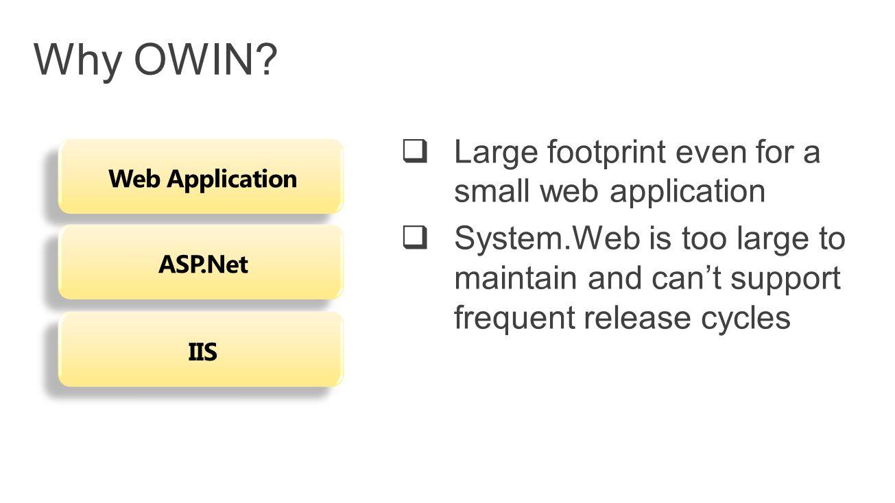 Web Application ASP.Net IIS