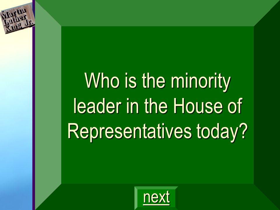 Who is Harry Reid, president pro-tempore? $400