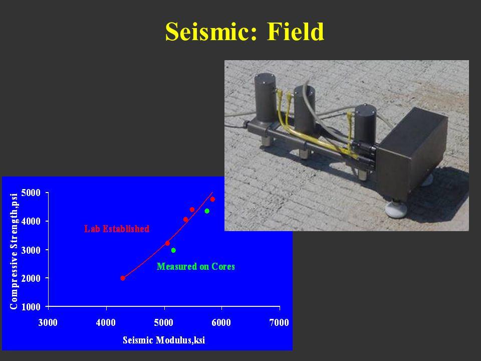 Seismic: Field