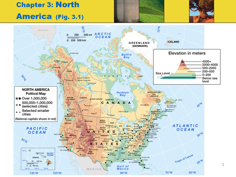 Chapter 3: North America Rountree, et. al. as modified by Joe Naumann, UMSL