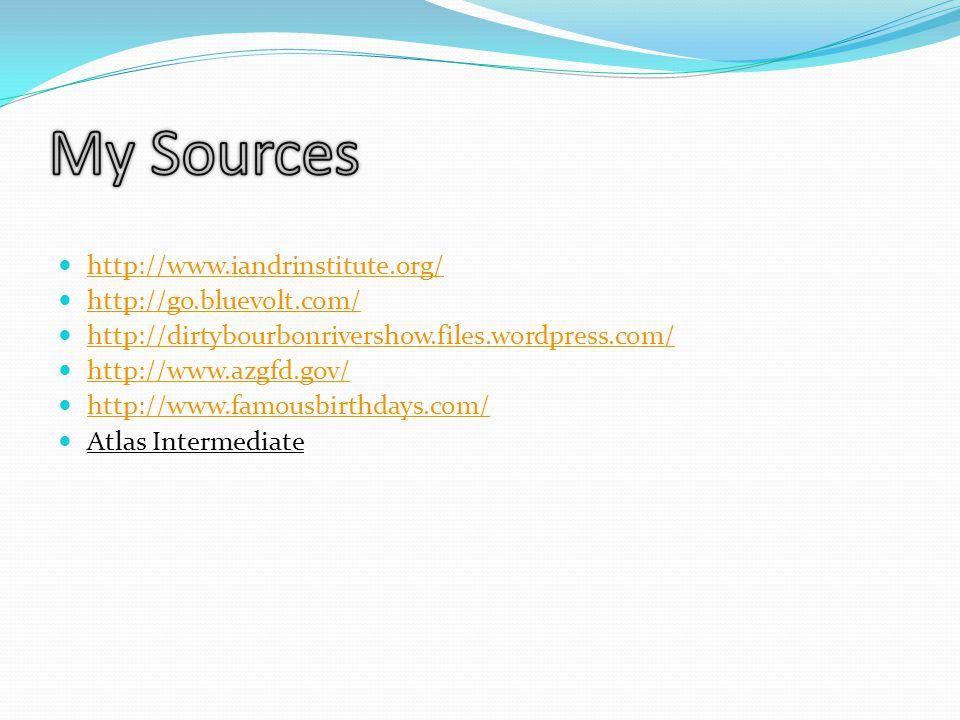 http://www.iandrinstitute.org/ http://go.bluevolt.com/ http://dirtybourbonrivershow.files.wordpress.com/ http://www.azgfd.gov/ http://www.famousbirthdays.com/ Atlas Intermediate