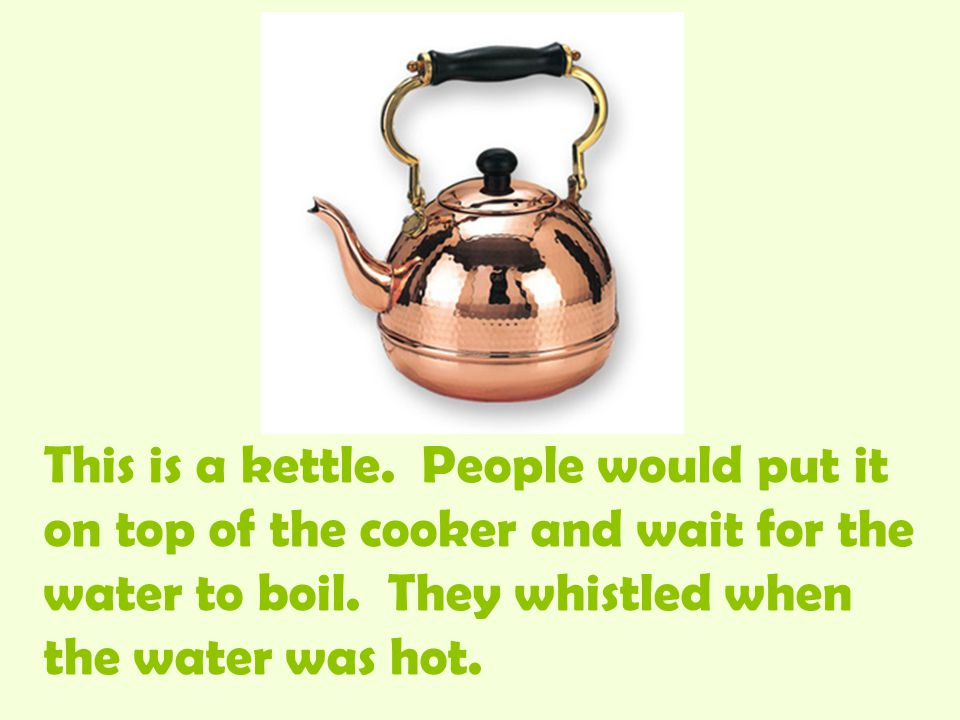 This is an electric kettle.You plug it into the socket and the water boils.