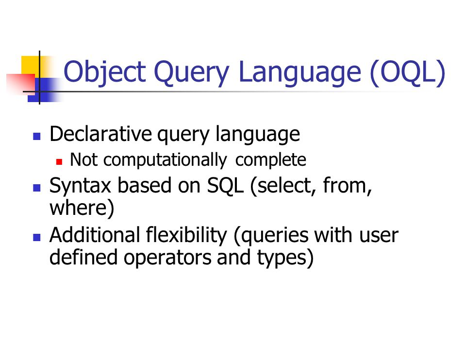 Creating Functions create function one() returns int4 as 'select 1 as RESULT language sql ; select one() as answer; answer 1