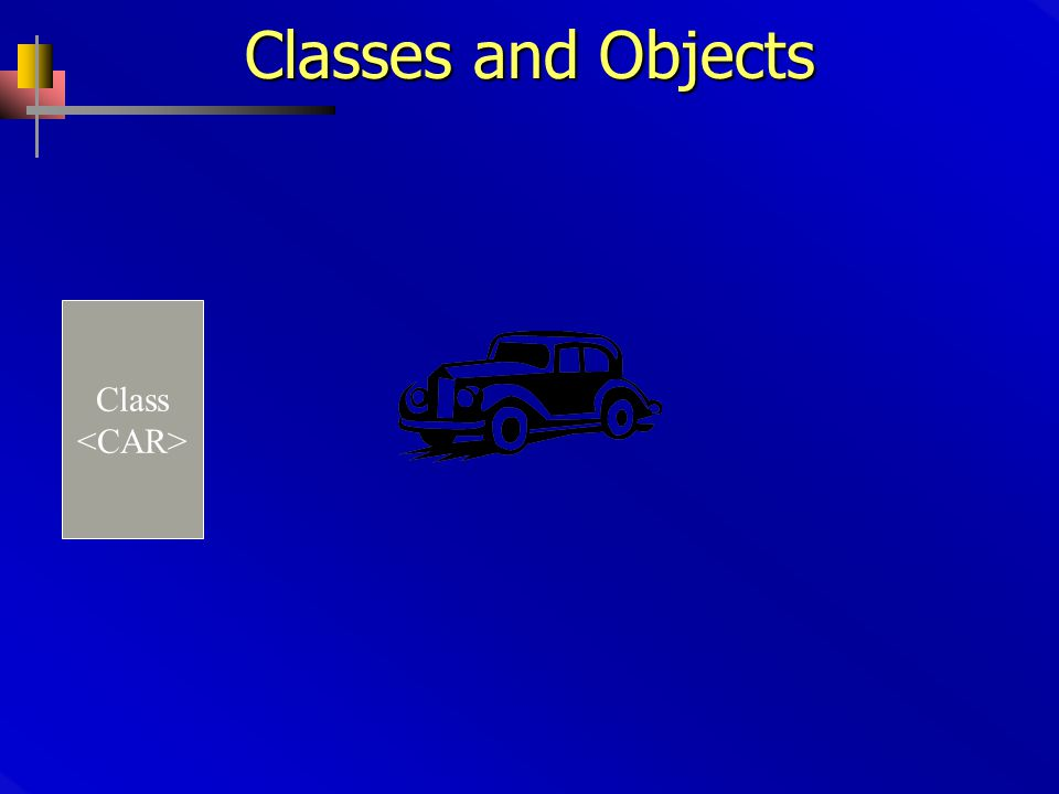Classes and Objects Class