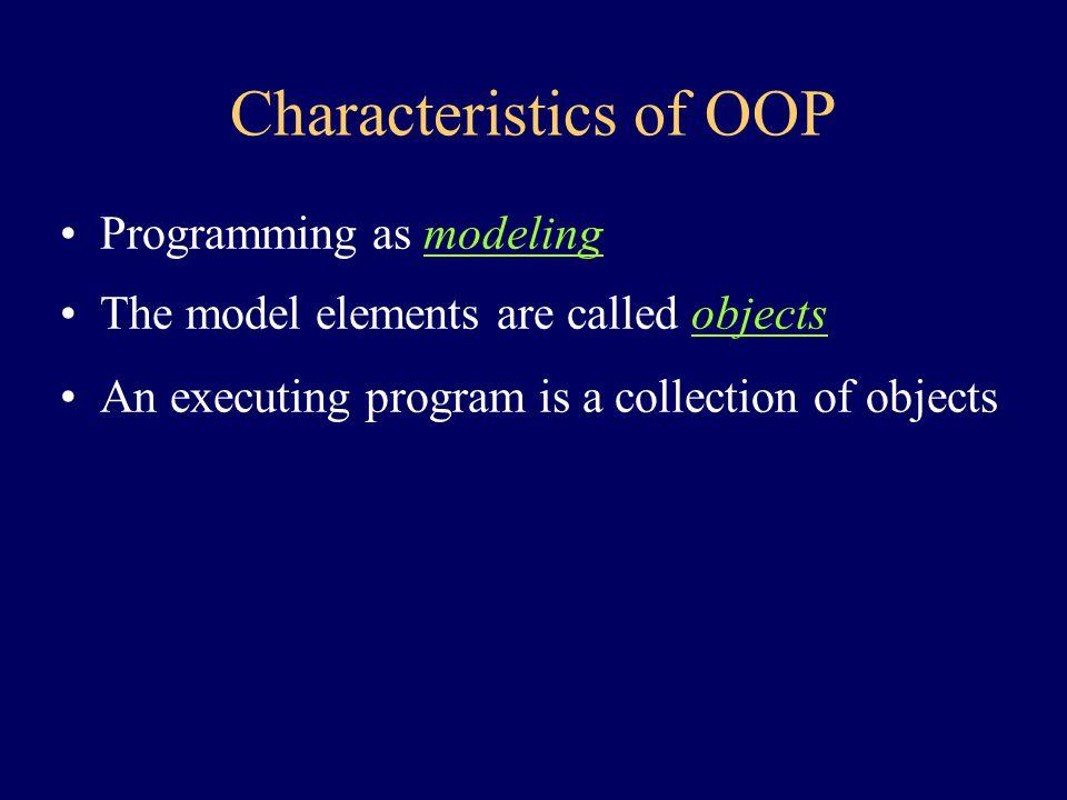 Possible Objects: Portfolio Holding (a portfolio item) Value TickerTape