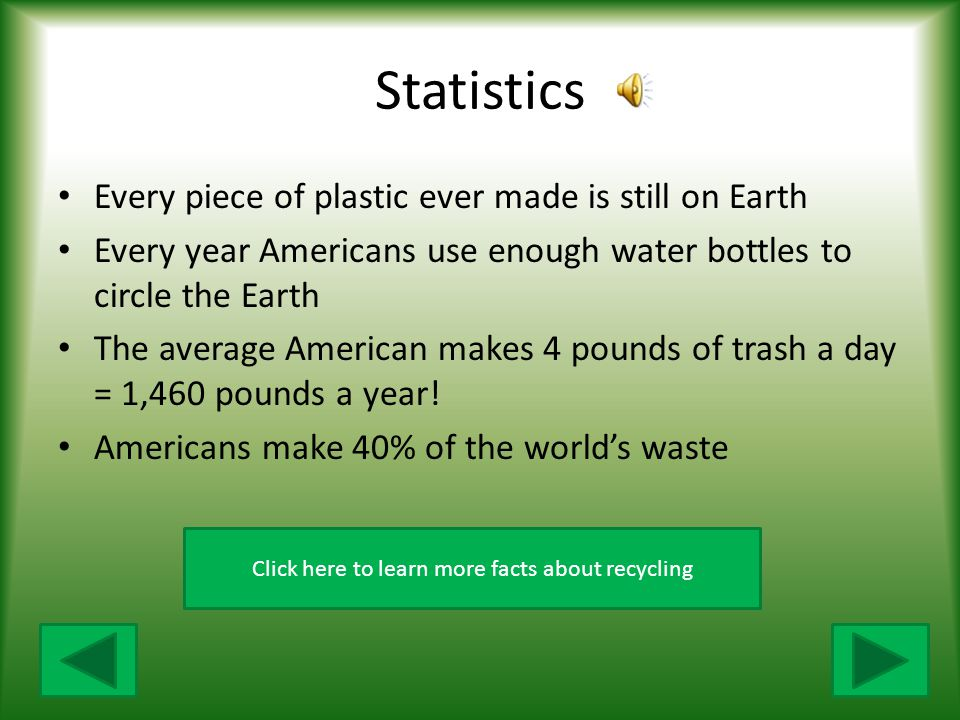 RECYCLING Multimedia Presentation Created by: Karyn Chandler Mollie Dwyer Wes Emlet Patty Lewis