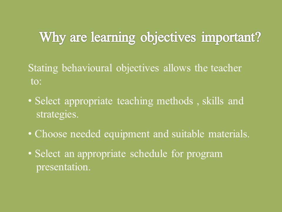 ELT general goals of teaching English: 1- Proficiency goals: - Promoting the four language skills.