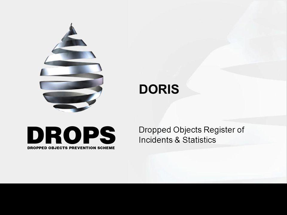 DORIS Dropped Objects Register of Incidents & Statistics