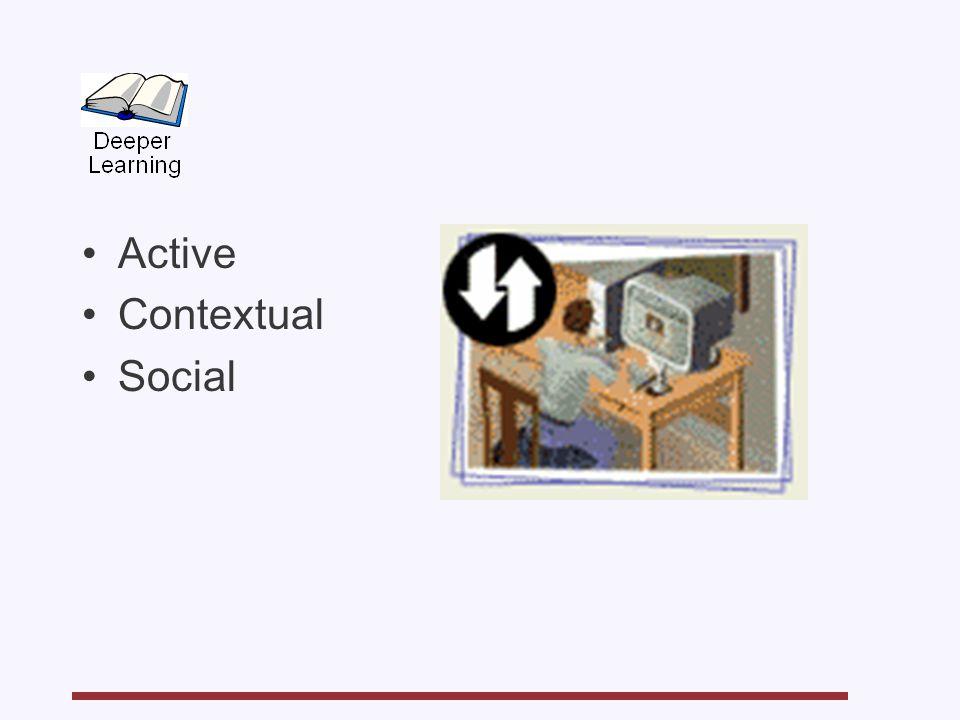 Active Contextual Social
